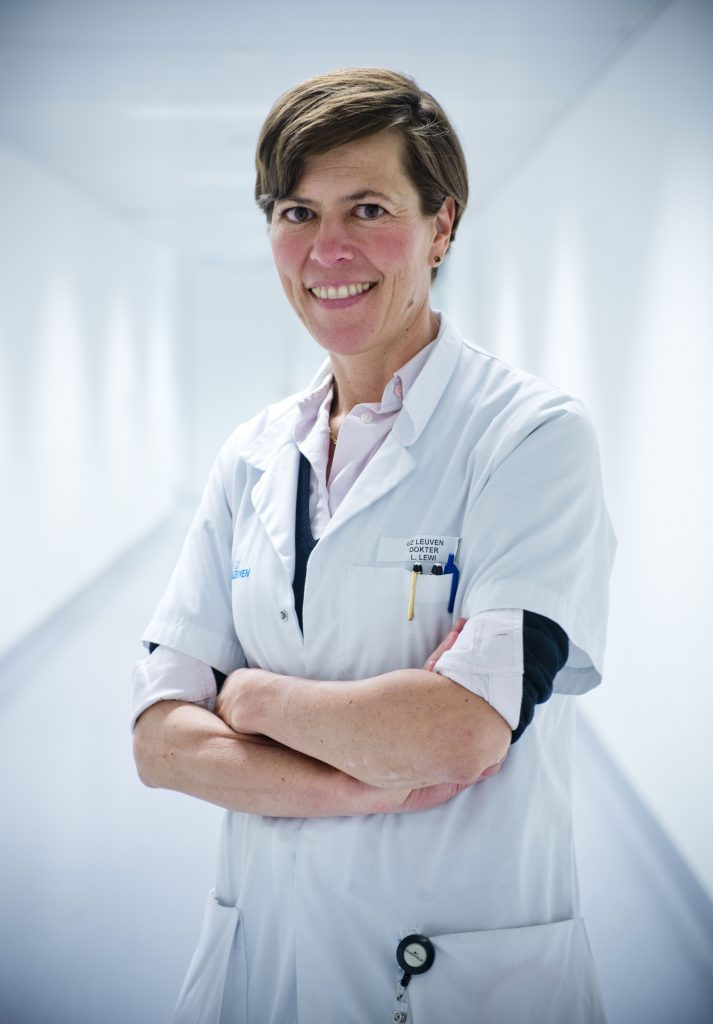 TAPS Support Fast 5: Prof. Dr Liesbeth Lewi.