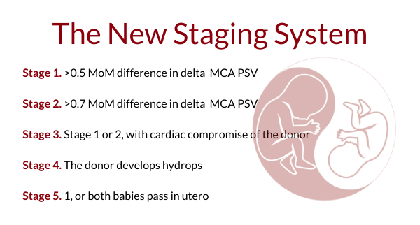 new staging system taps twin anemia polycythemia sequence support foundation