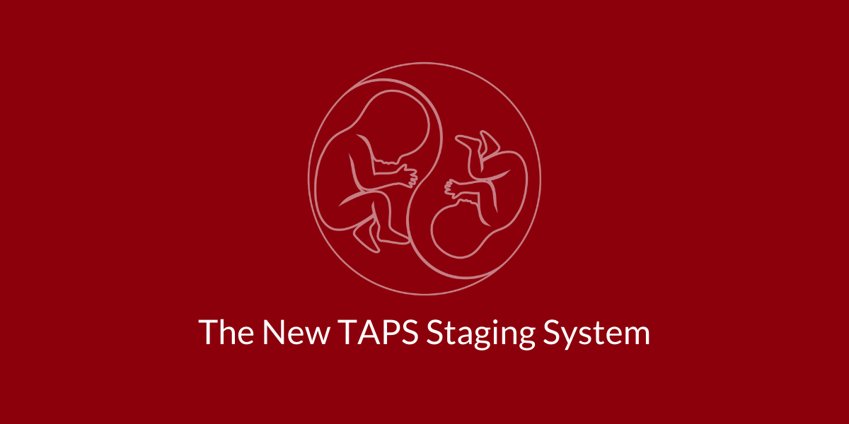 new taps staging system