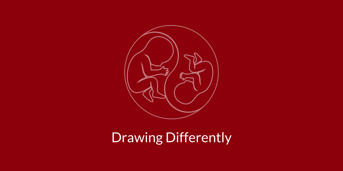 drawing differently medical illustrations taps support