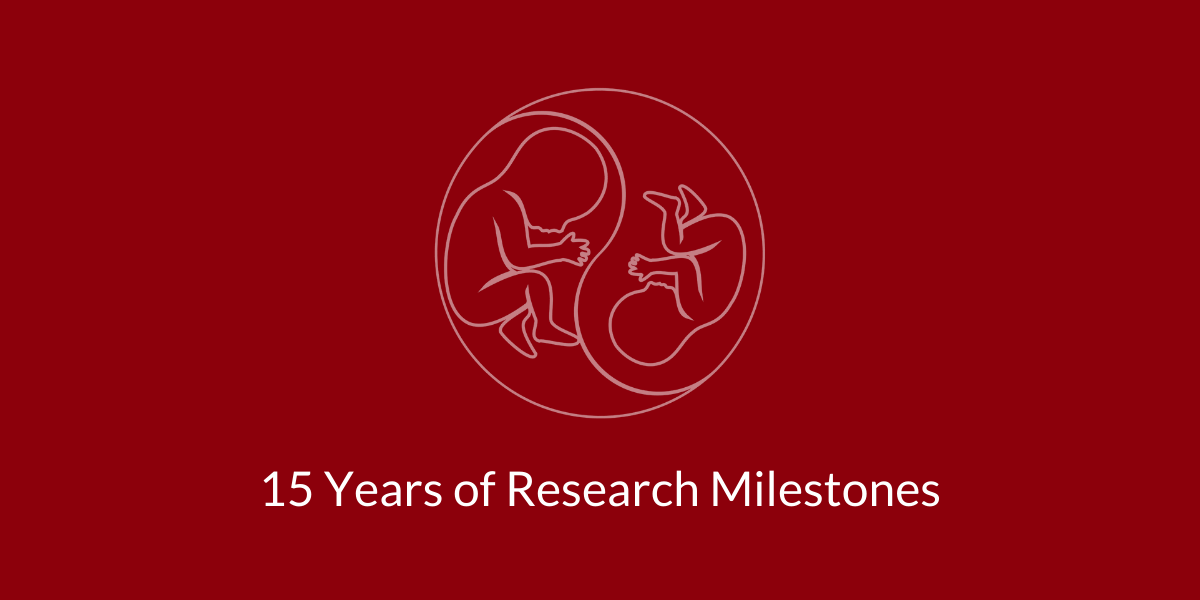 taps research milestones twin anemia polycythemia sequence