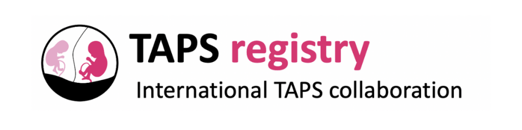 taps registry twin anemia polycythemia sequence support twins foundation stichting